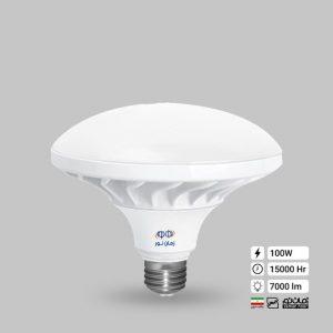 لامپ ال ای دی سفینه 100 وات